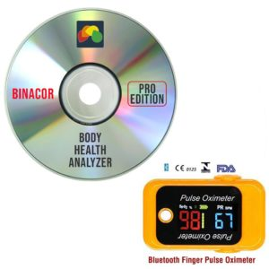 Body Health Analyzer Professional Software Edition