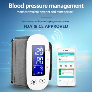 Body Image Analyzer Blood Pressure Monitor