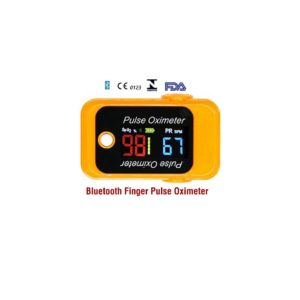 Body Health Analyzer Sp02 HRV Sensor